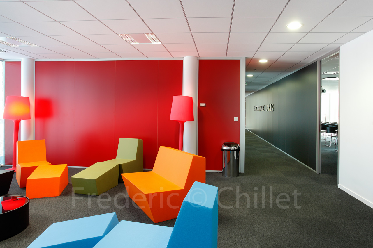 Bureau d'EA Sport (Lyon)