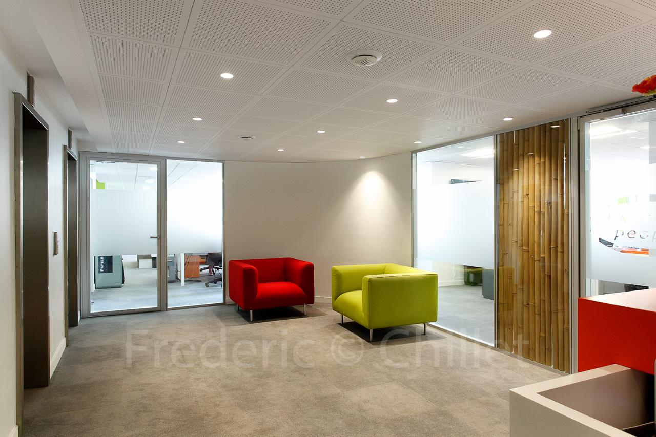 Bureau WALTERS-INTERIM (Paris)