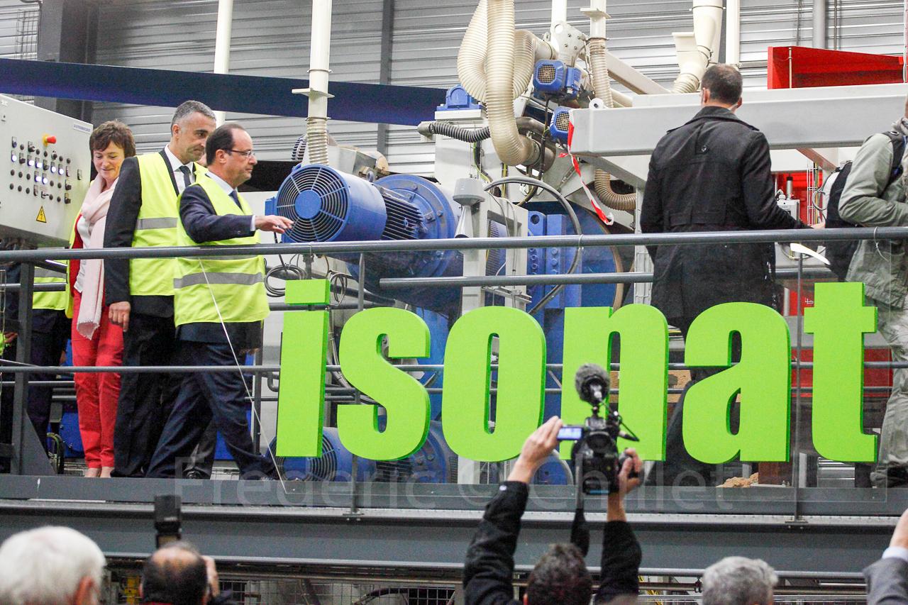 Inauguration françois hollande Isonat-8