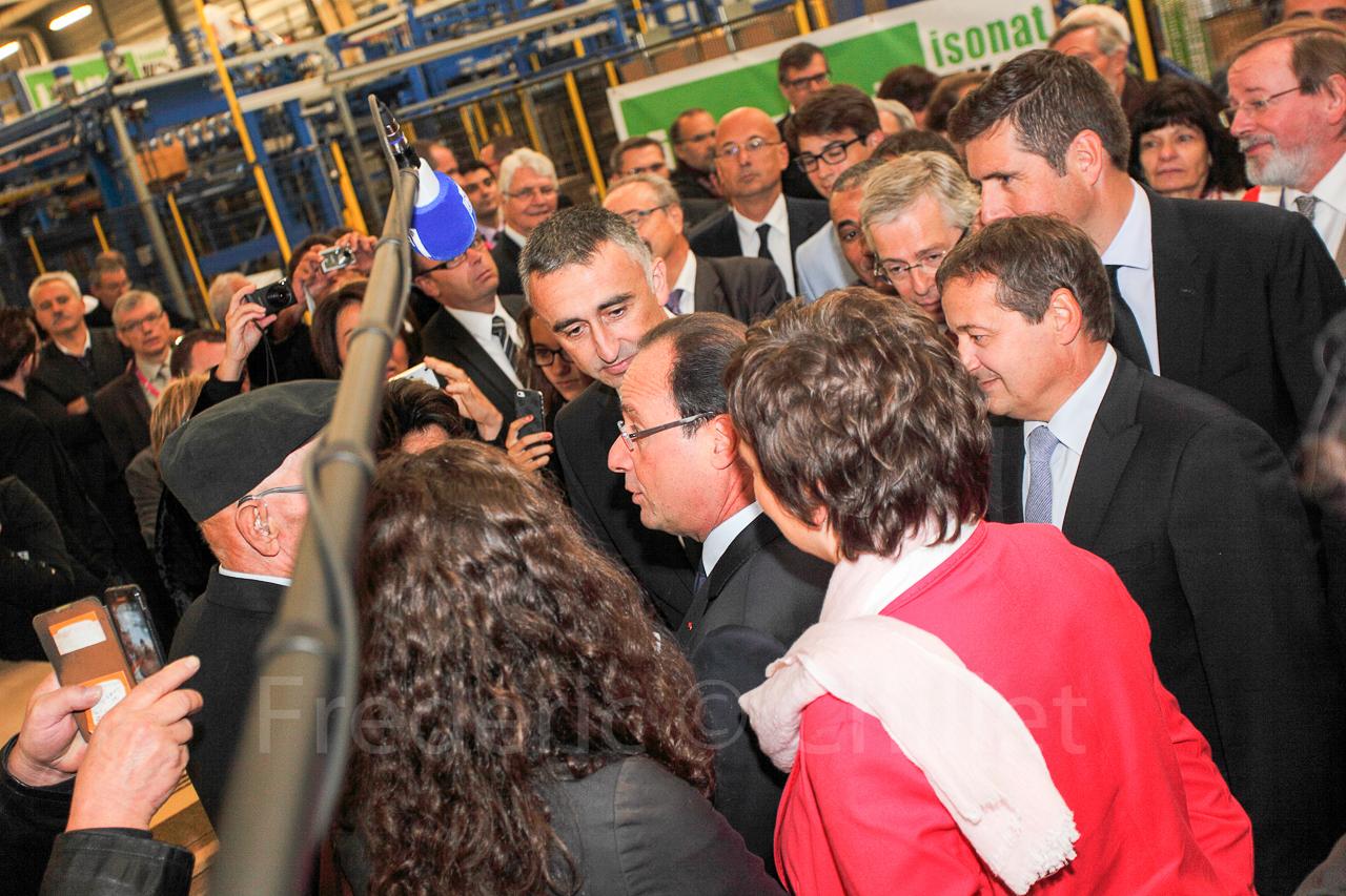 Inauguration françois hollande Isonat-9