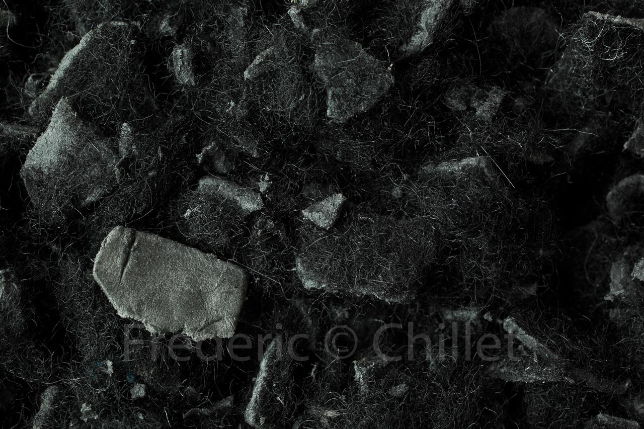 Prises de vues photographique de matériaux - Isonat