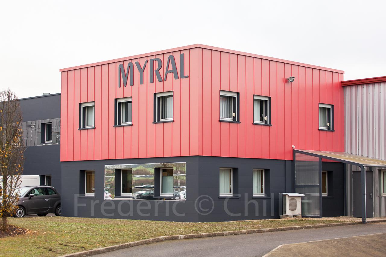 inauguration Usine Myral-1