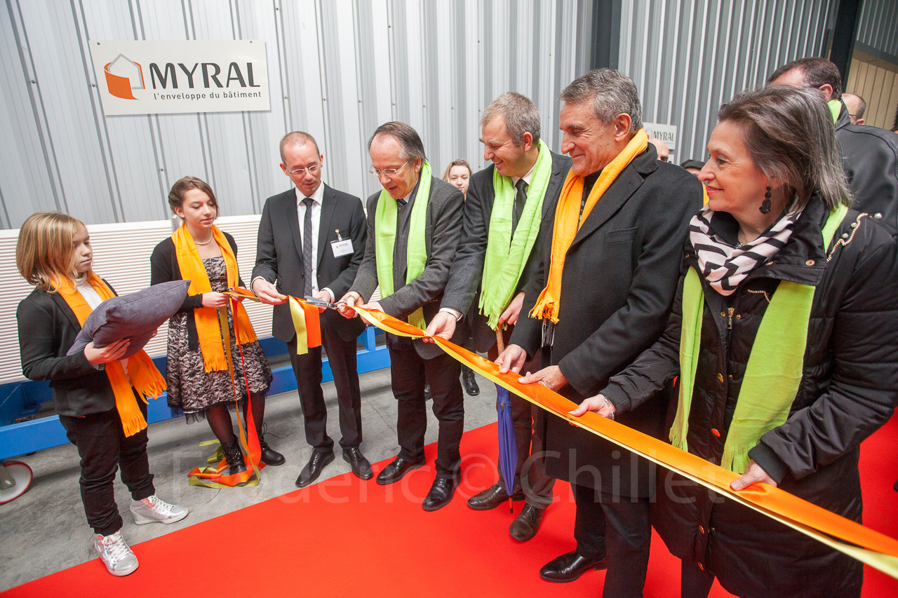 inauguration Usine Myral-6