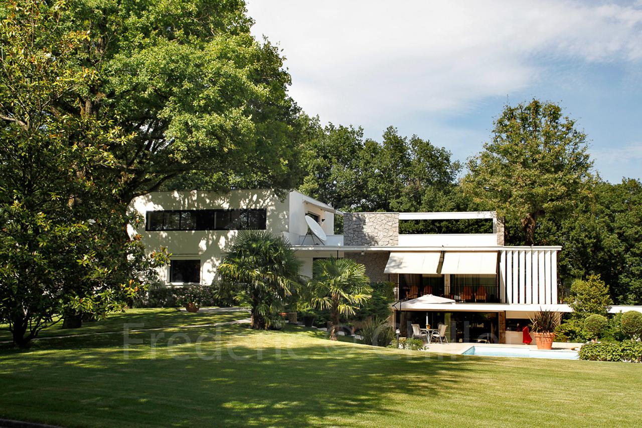 Grande propriété sur le grand-Lyon