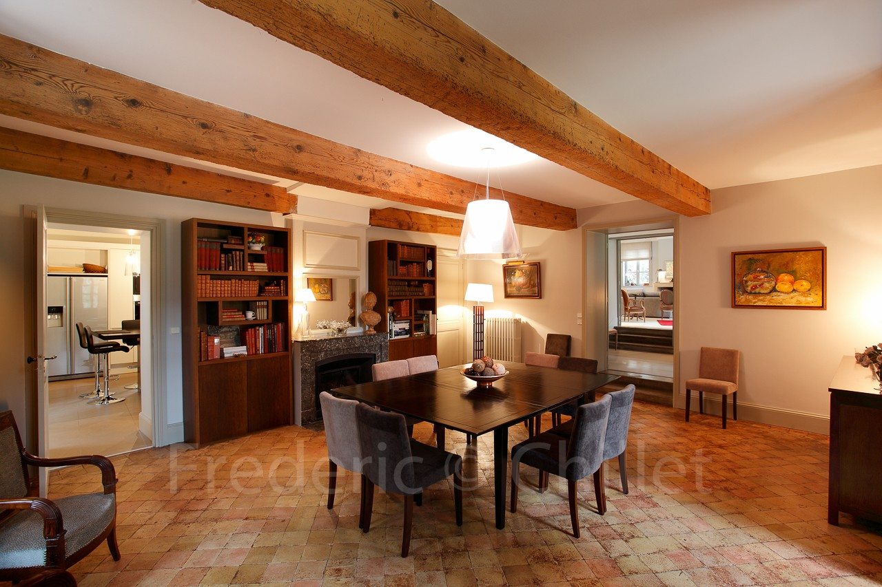 photos d 39 une maison de particulier. Black Bedroom Furniture Sets. Home Design Ideas