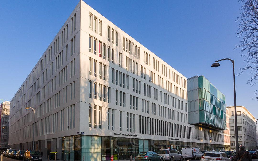 Reportage pour le Crous de Lyon / St Etienne