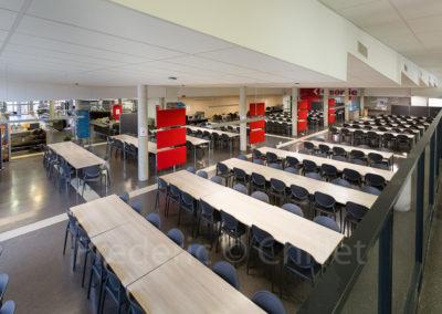 Restaurant Universitaire, Rockfeller, Crous de Lyon