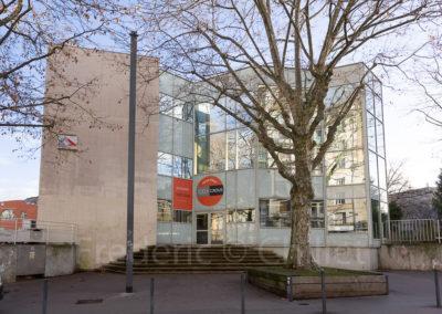 Restaurant universitaire Tréfilerie Crous St Etienne