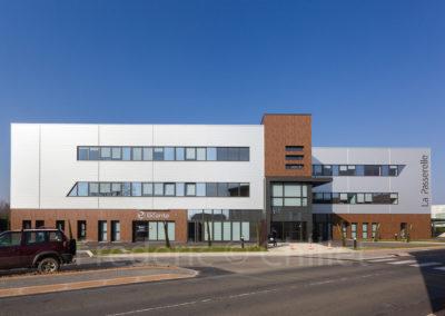 Centre médical, la Passerelle à Arnas