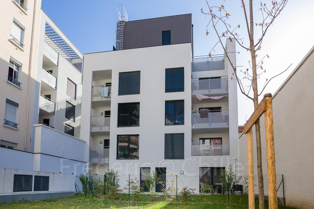 photos pour un promoteur immobilier